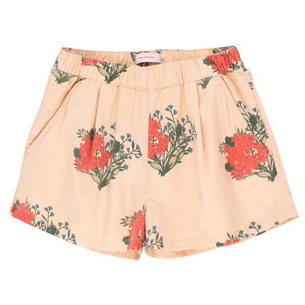 """Flowers""""-Pleated-Short copy"""