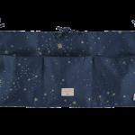 Merlin-crib-organizer-gold-stella-night-blue.png