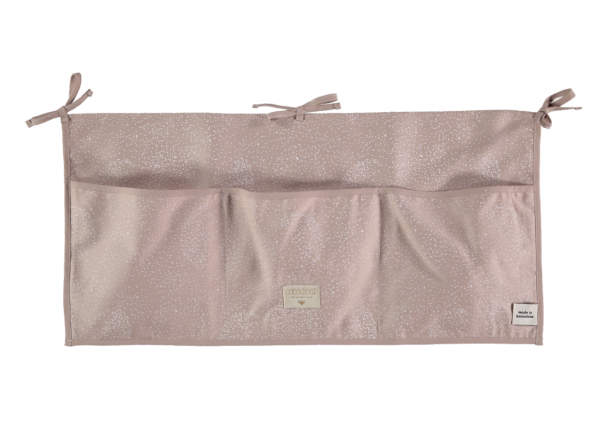 Merlin-crib-organizer-white-bubble-misty-pink.png