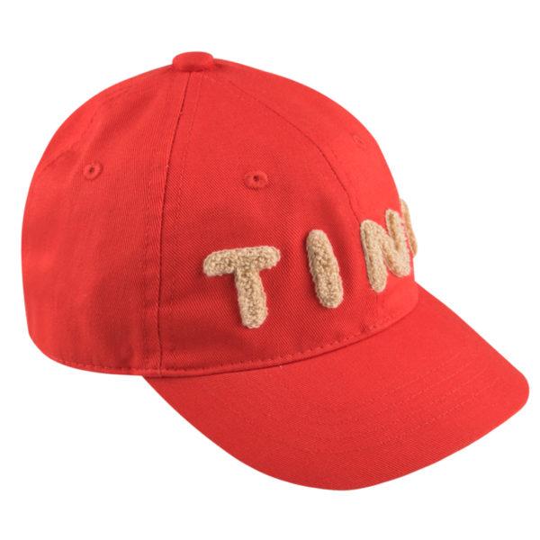 """Tiny""""-Cap copy"""