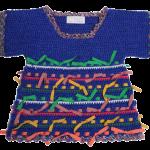Qudsia Crochet Tunic