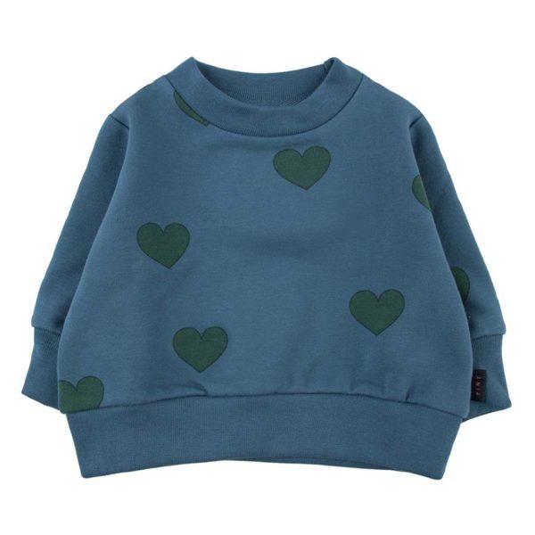 """""""Hearts"""" Sweatshirt copy"""