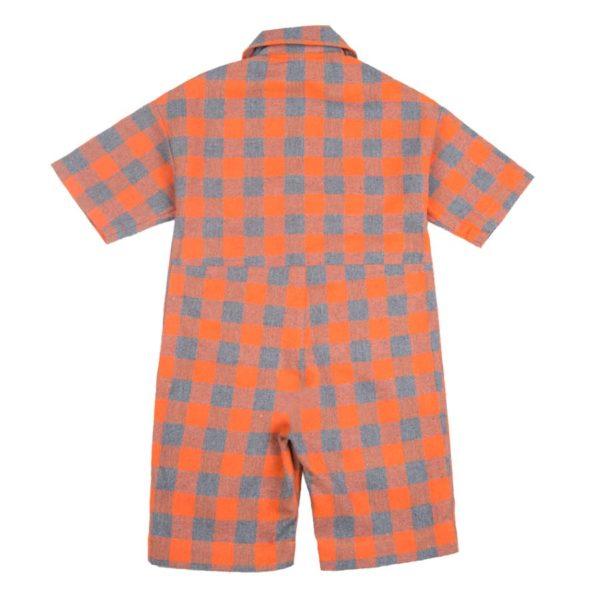 Bobby Playsuit Orange (2)