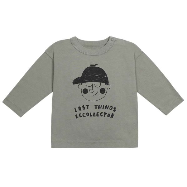 Boy Long Sleeve T-shirtBobo AW20 –
