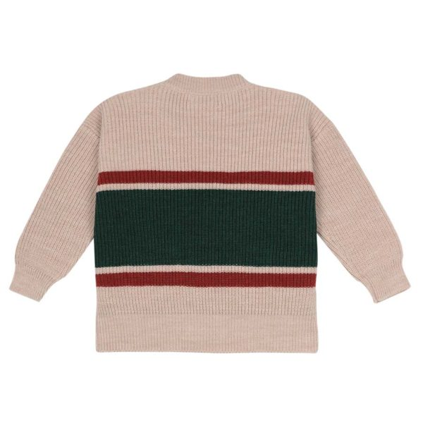 Boy Patch Jumper (2)Bobo AW20 –