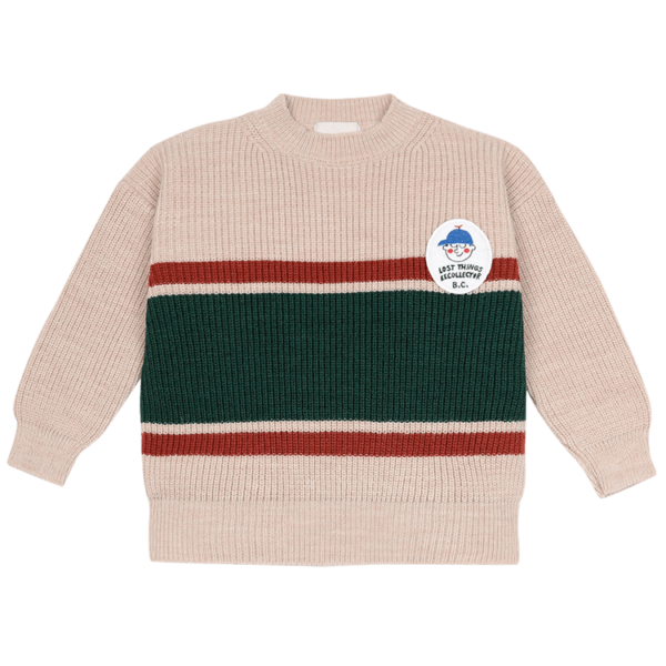 Boy Patch Jumper-min