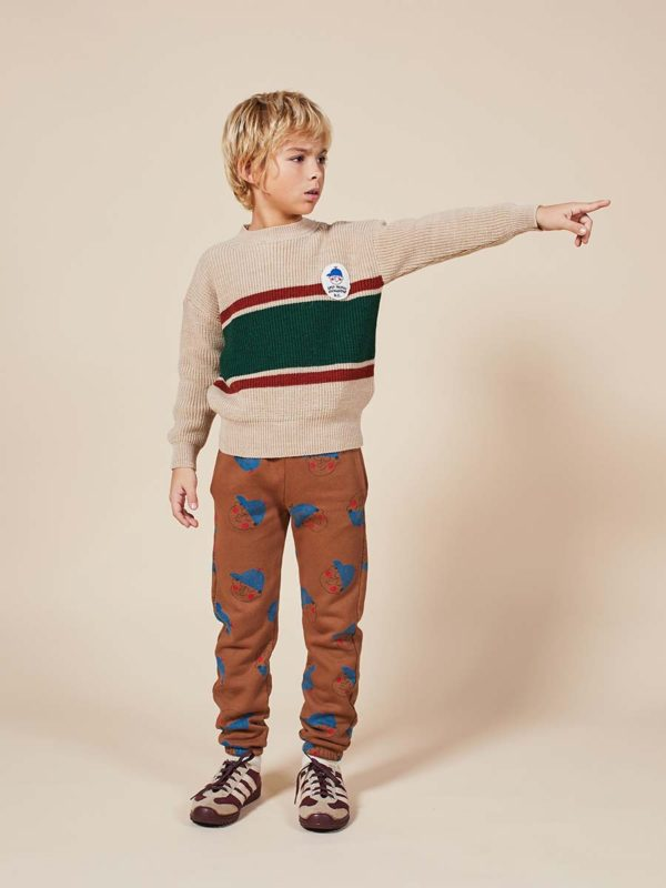 Boy Patch JumperBobo AW20 –