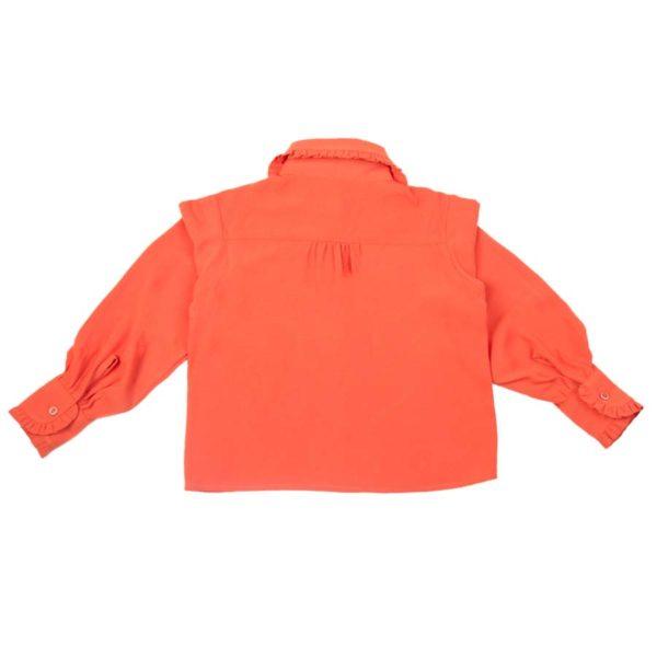 Daya Blouse Orange (2)