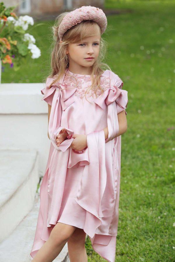 Delicate Rose Party Dress (2) copy