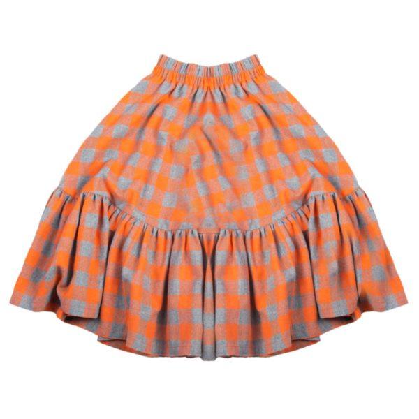 Gemma Skirt Orange