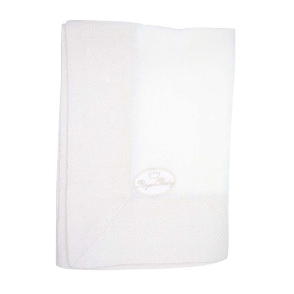 Royal baby Linen blanket copy