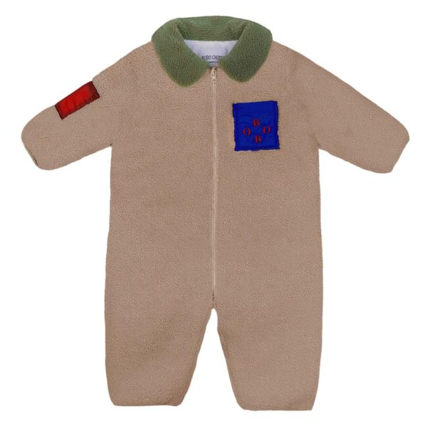 Sheepskin Bobo Baby Overall Bobo AW20 (1)