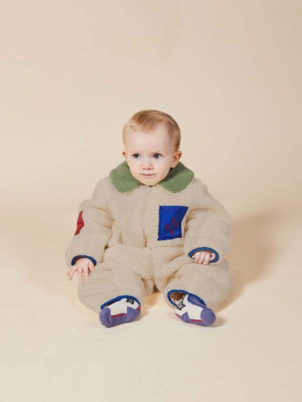 Sheepskin Bobo Baby Overall Bobo AW20 (2)