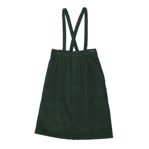 Solid Braces Midi Skirt copy