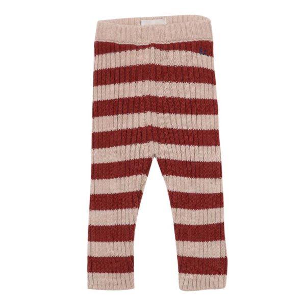 Striped Knitted LeggingsBobo AW20 –