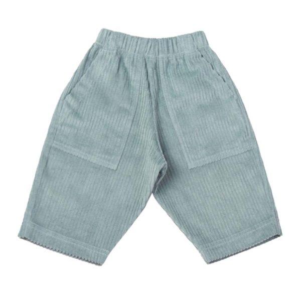 Tailor Trousers Mint (1)