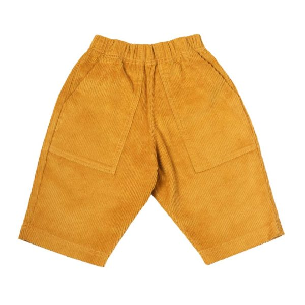 Tailor Trousers Yellow (1)