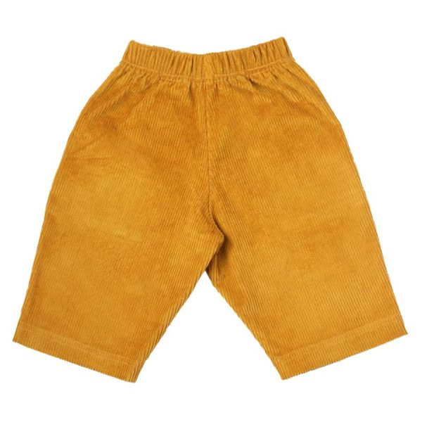 Tailor Trousers Yellow (2)