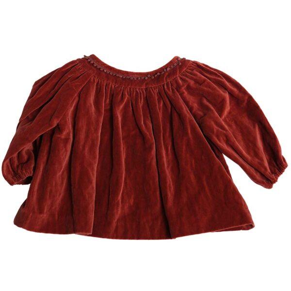 Baby Billow Sleeve Matyo Blouse (1) copy