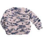 Hand Knit Bobble Pullover (3) copy