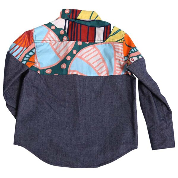 Patchwork Classic Button Down (2) copy