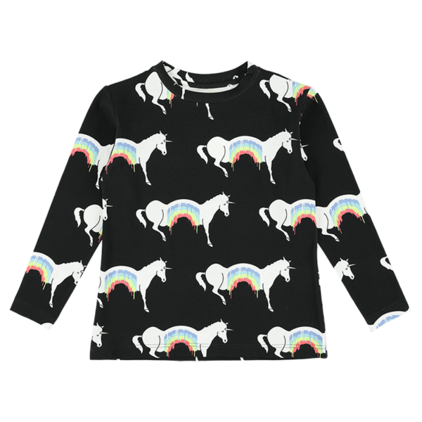 Printed Unicorn T-shirt-min