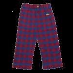 Tartan Woven Pants-min