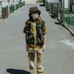 boysmans_fw21_2.155 Camo Sleeveless Jacket copy